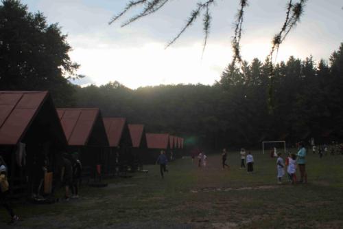 Táborový život 7